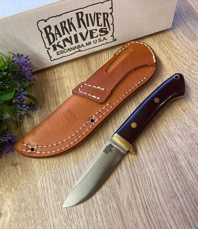 Нож Bark River Classic Drop Point Hunter