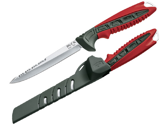 BUCK 0021RDS Clearwater Bait Knife